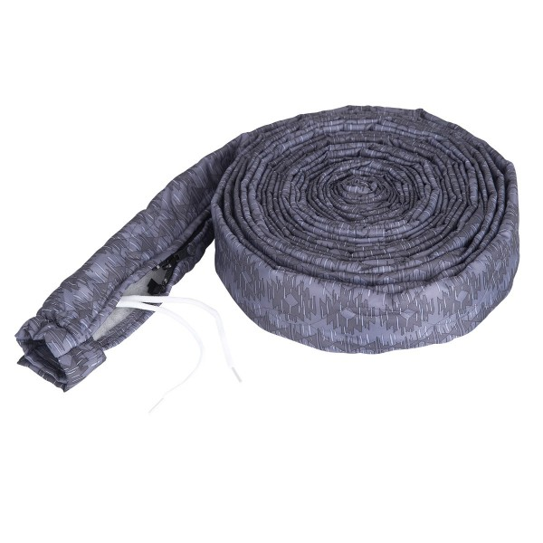 Protectie furtun din stofa cu fermoar