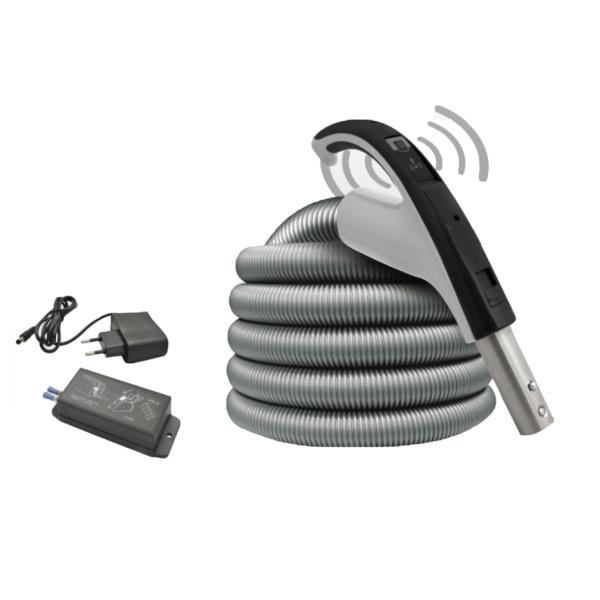 Furtun wireless aspirator central fără fir cu receptor